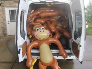 monkeyvan
